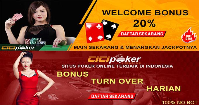 Situs Judi Poker Online Terpercaya Tahun 2020
